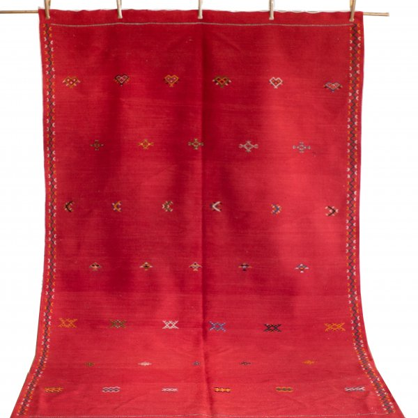 Red Nomad Rug – Karla