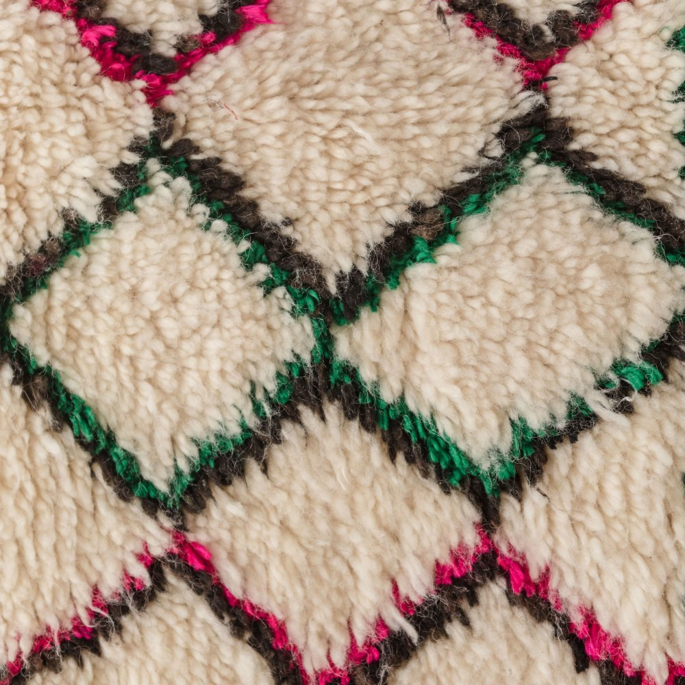 Multicolored Azilal Rug- Anisah