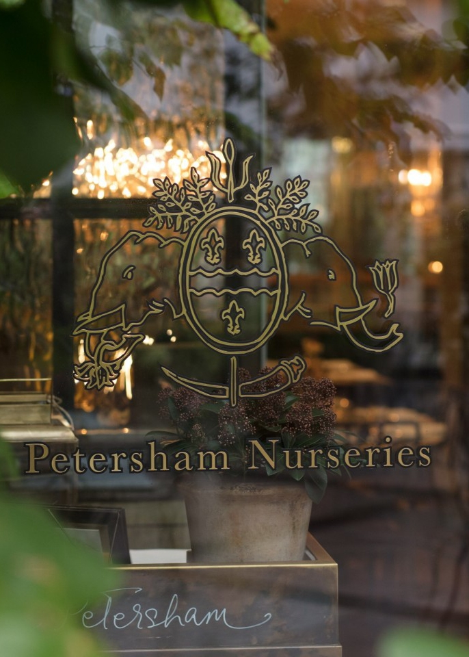 Petersham Nurseries, Covent Garden, London