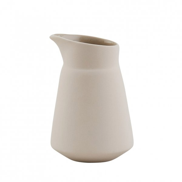 Grey Ceramic Milk Jug