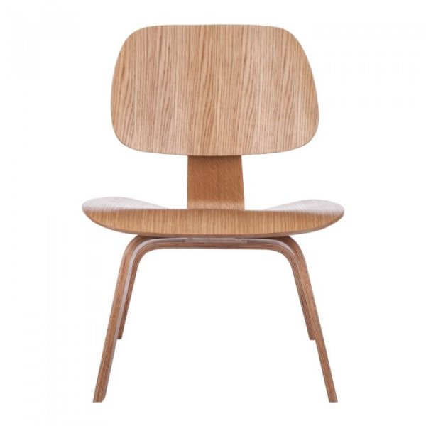LCW Lounge Chair in Moulded Plywood