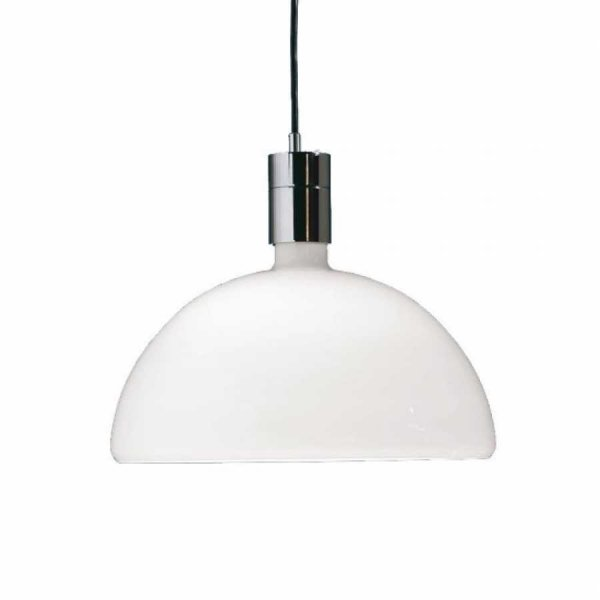 Chrome Pendant Lamp – Am4c by Mr. Albini