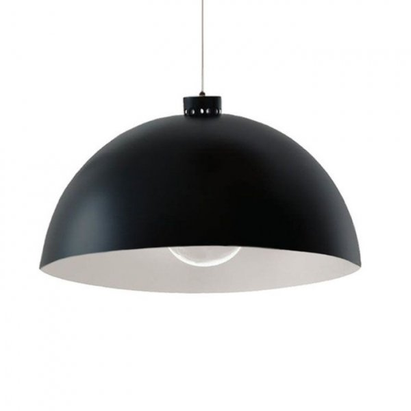 Big Pendant Lamp – Coupole by F. Albini
