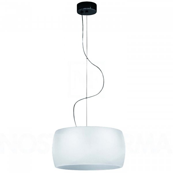 Glass Pendant Lamp – Sirius by Carlo Colombo