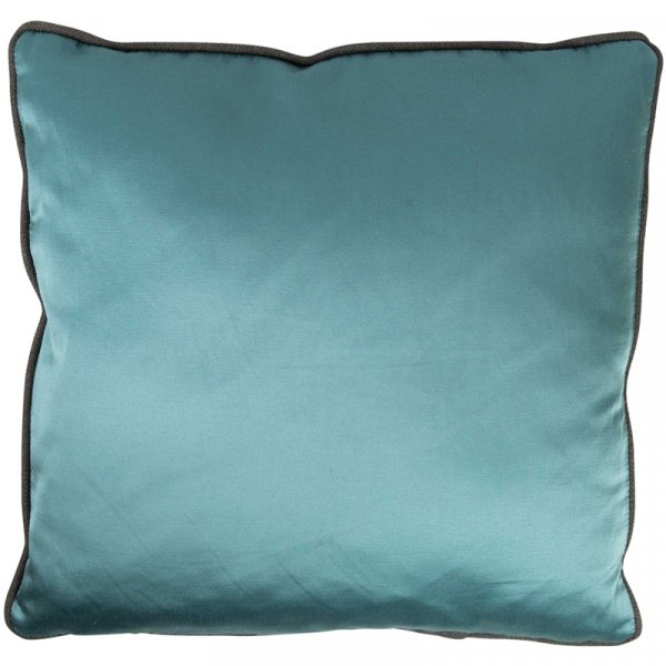 Light Blue Cushion in Cotton