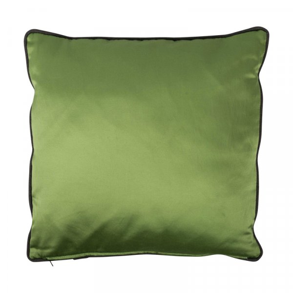 Light Green Cushion in Cotton
