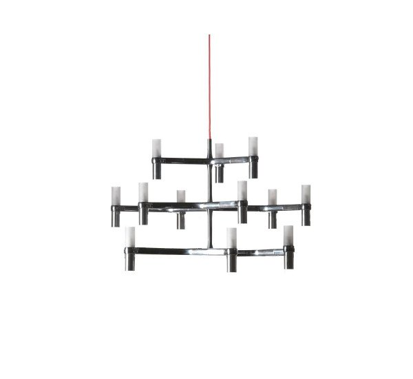 Pendant Chandelier – Crown Minor by Jehs+ Laub