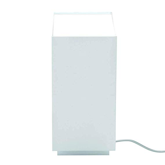 White LED Table Lamp – Prisma by Marco Pollice