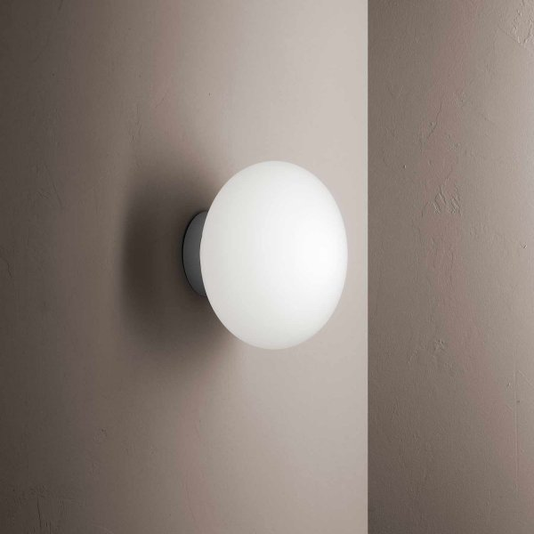 White Wall Ceiling Lamp – Maga