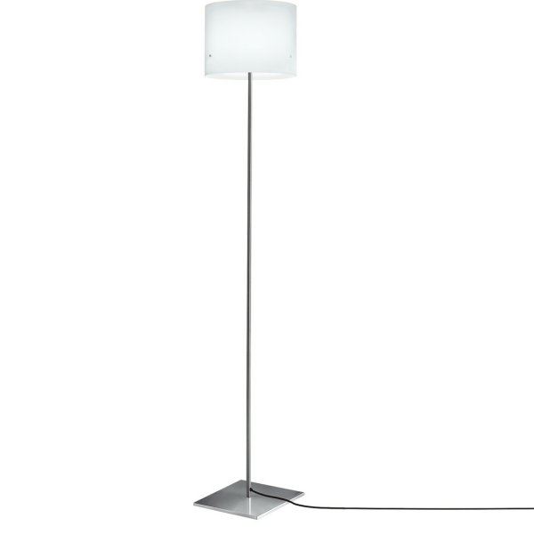 White Floor Lamp – Donna by Stefano Marcato