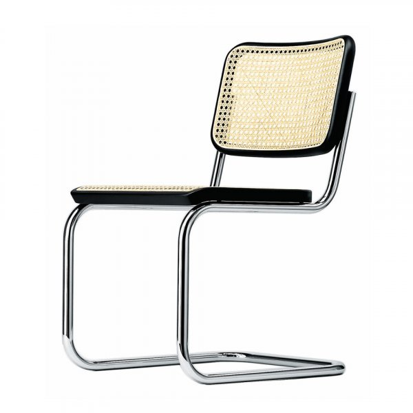Tubular Steel Cantilever Chair S32