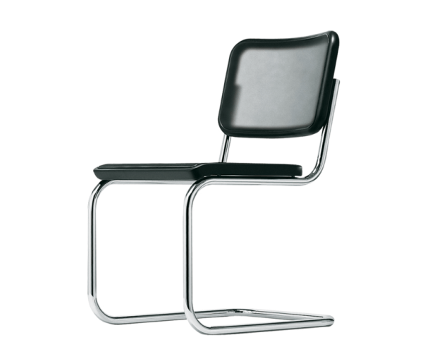 Tubular Steel Cantilever Chair S32N