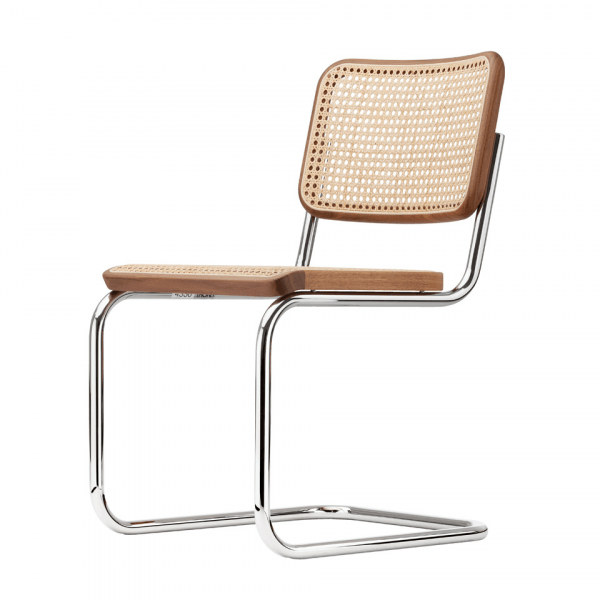 Tubular Steel Cantilever Chair S32V