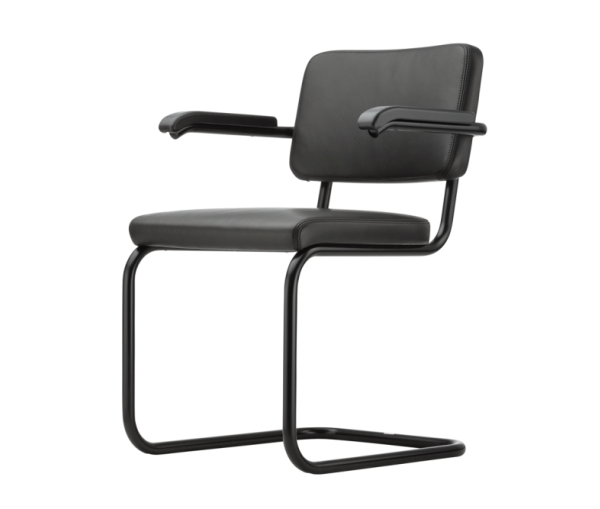 Tubular Steel Cantilever Chair S 64 PV