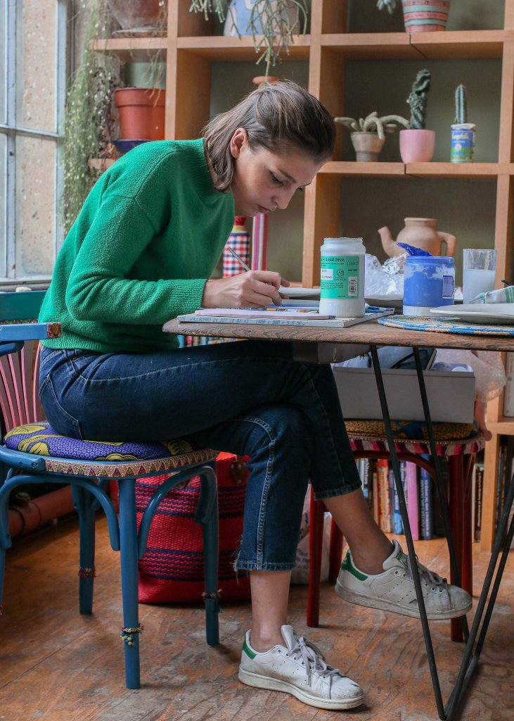 Meet the Maker: Laetitia Rouget, Artist, London