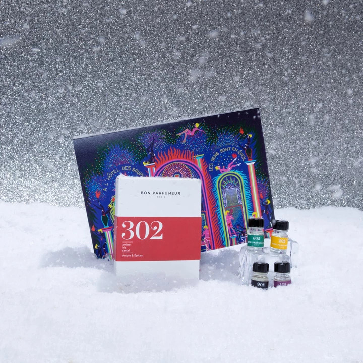 Bon Parfumeur Seasonal Gift Set – 30ml