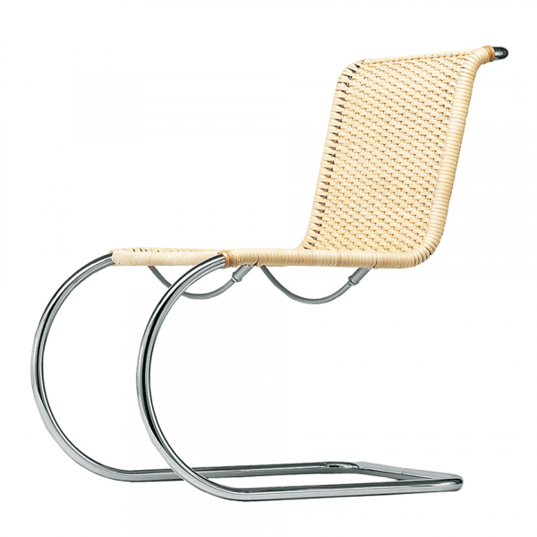 Tubular Steel Cantilever Chair S 533 R