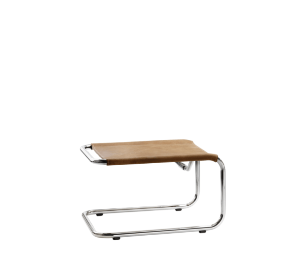 Tubular Steel Stool S35 Pure Materials