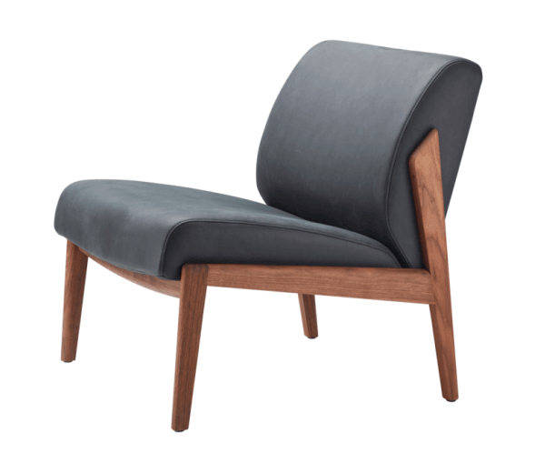 Wooden Lounge Chair 860