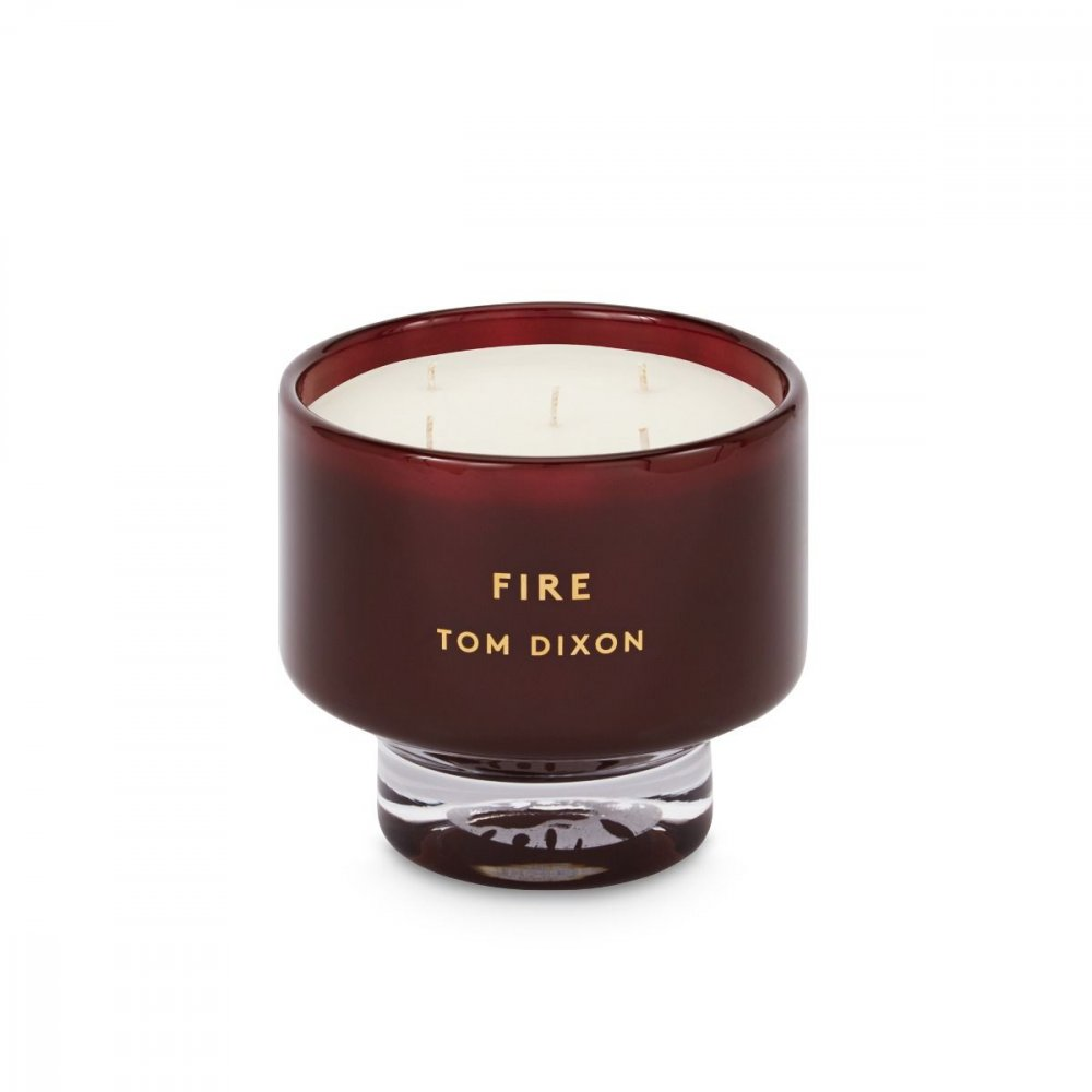 Elements Fire Candle Large