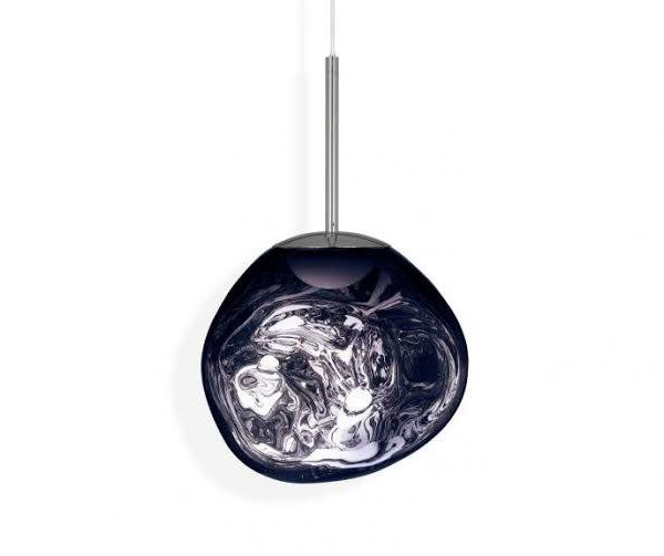 Melt Mini LED Pendant Lamp Smoke