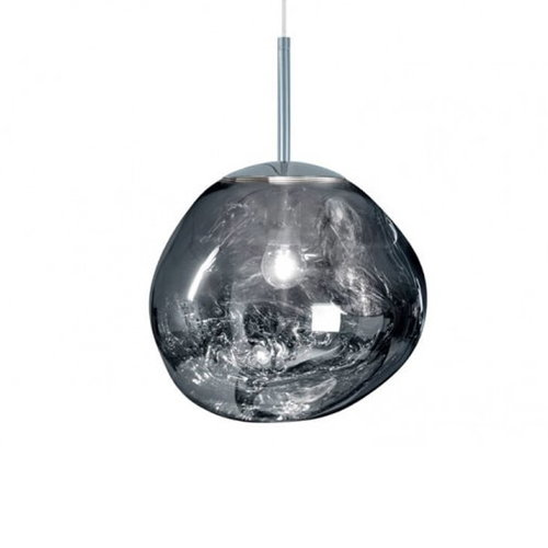 Melt Mini Pendant Lamp Chrome