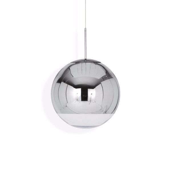 Mirror Ball Pendant Lamp 40 cm