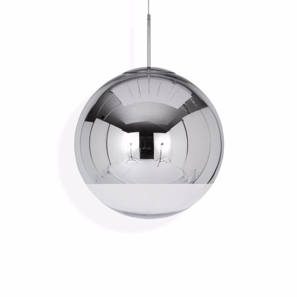 Mirror Ball Pendant Lamp 50 cm