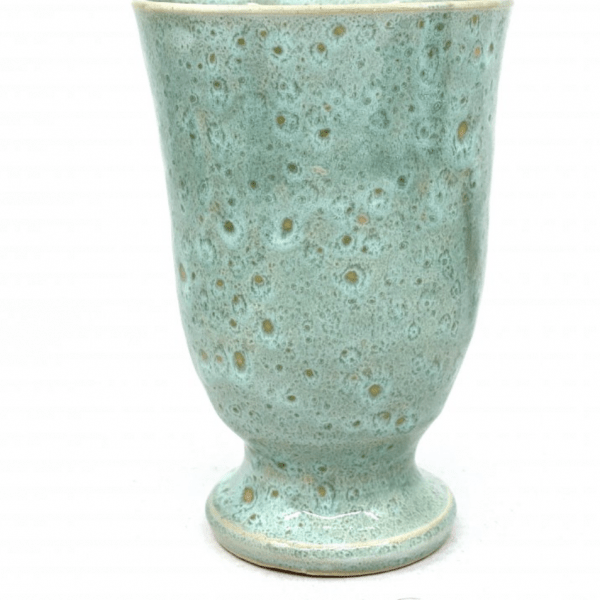 Carolina Irving and Daughters Beer Goblet Green