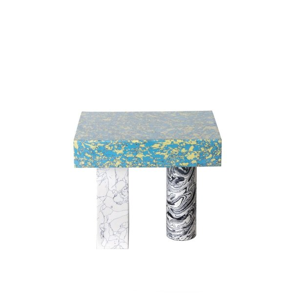 Swirl Table Low