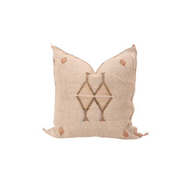 Beige Sabra Pillow