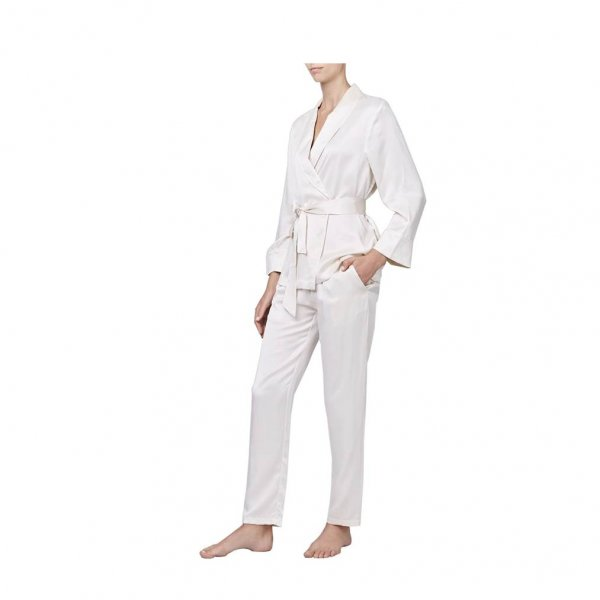 Champagne Amelie Robe