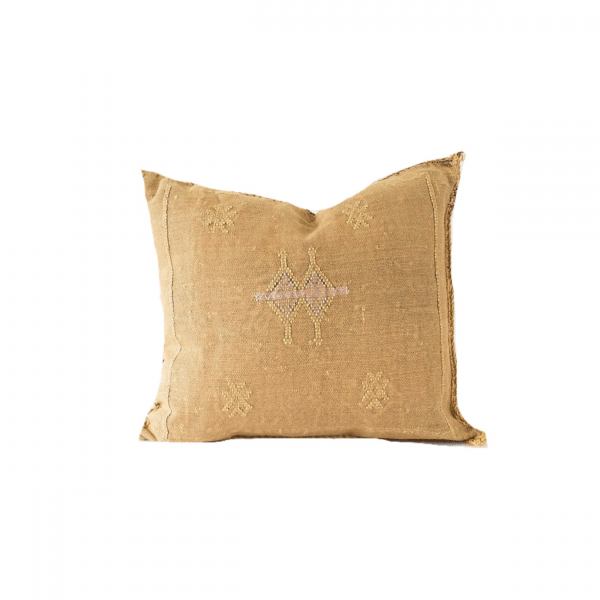 Desert Brown Sabra Pillow