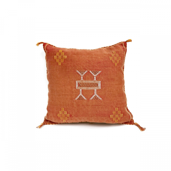 Red Clay Sabra Pillow