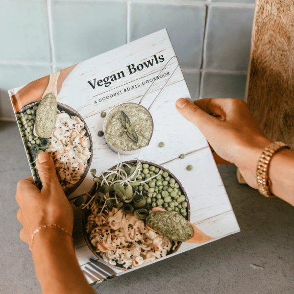 Vegan Cookbook Hardcover