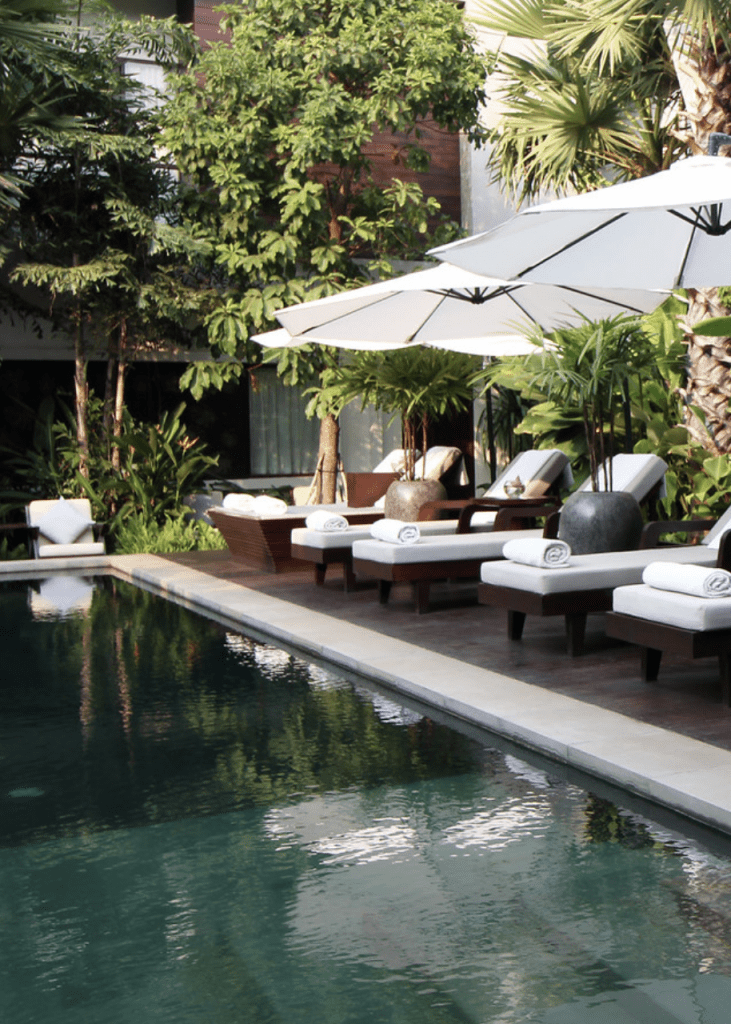 Make Yourself at Home: Jaya House River Park, Siem Reap, Cambodia