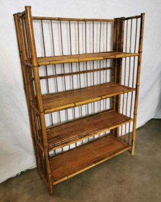 Private: Vintage Bamboo Shelves, Foldable