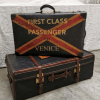 Vintage Travel Suitcase
