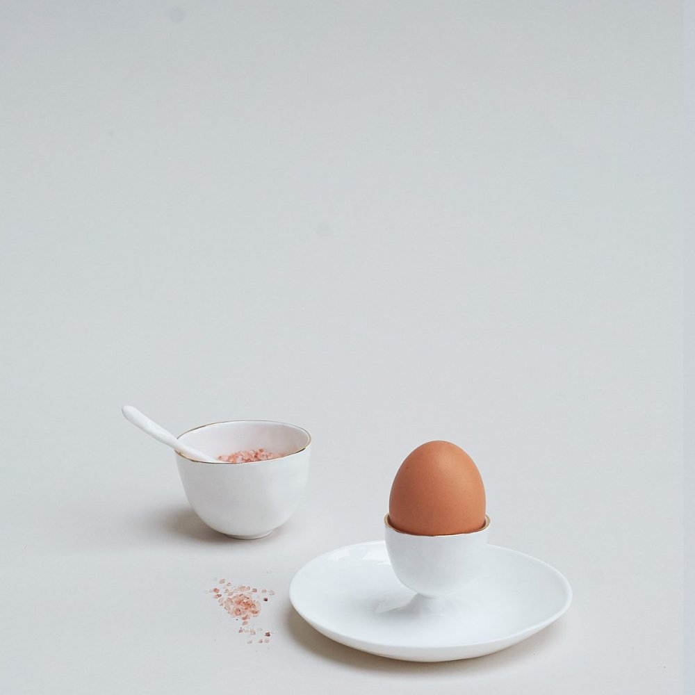 Gold Egg Cup