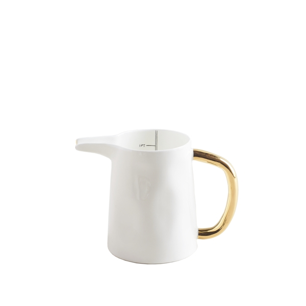 Gold Measuring Jug