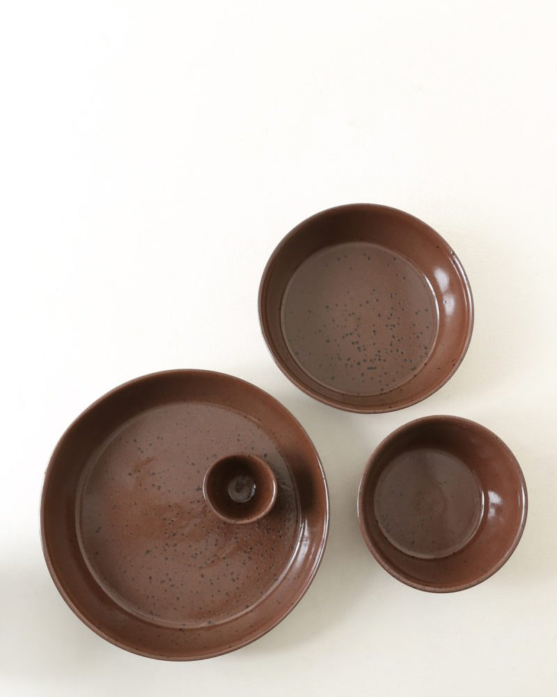Small Ceramic Yann Bowl