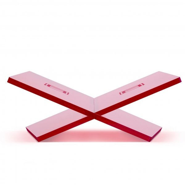 A Bookstand – Red