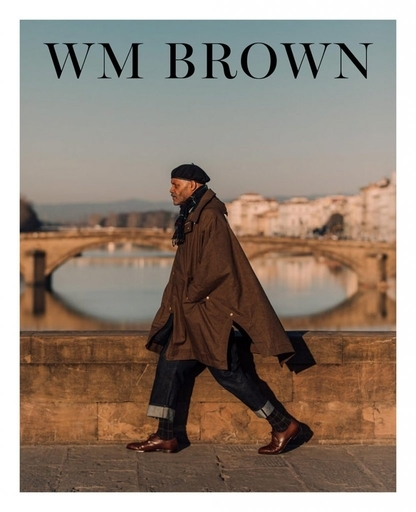 WM Brown Issue 4