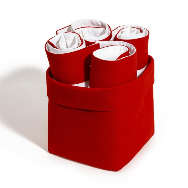 Red Anim Bundle Towel Pack