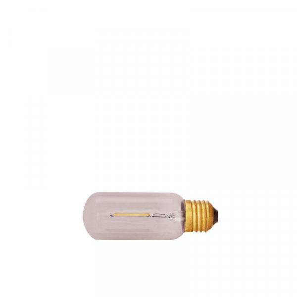 Smoke Atelier Cylinder Lightbulb