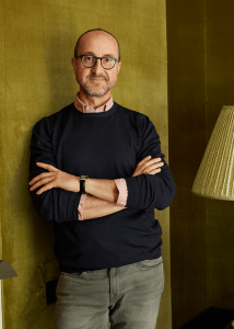 Meet Gianluca Longo, Style Editor of British Vogue, London