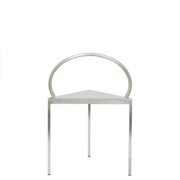 Steel Triangolo Chair
