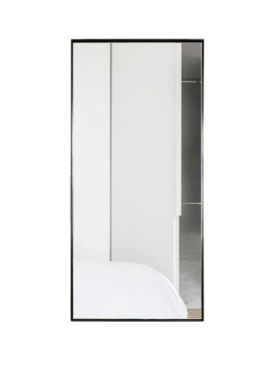 Small Edie Mirror in Lacquered Steel