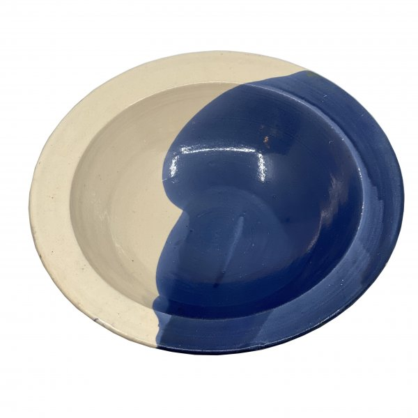Private: Blue and White Fruit Bowl