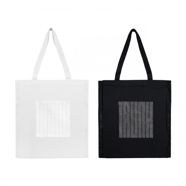 Pocketable Tote Bag Trunk Logo